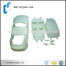 Qualidade clássica expositores de plástico para carros modelo