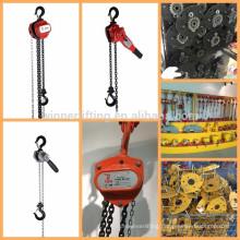 factory price super quality lifting chain hoist gold supplier;manual chain hoist