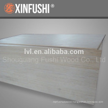 low price birch plywood for Russia market