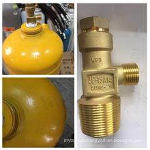 China ISO3807 40L Acetylene Cylinder