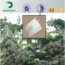 Шаньдун завод высокое качество УФ-Защита, воздухопроницаемость, водонепроницаемый бумажный мешок для фруктов грейпфрут для предотвращения загрязнения пестицидами