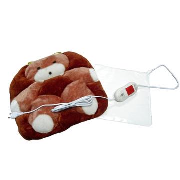 Alimentation d'usine Coffre de chauffage Coffret de chauffage Couverture électrique avec ours en bande dessinée