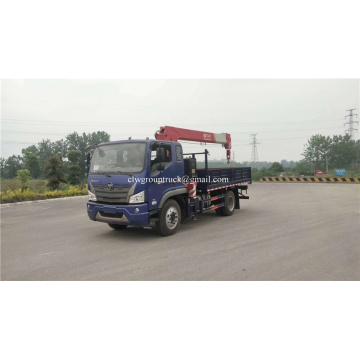 ew 6.5ton Jib Crane for Pickup Truck Bed