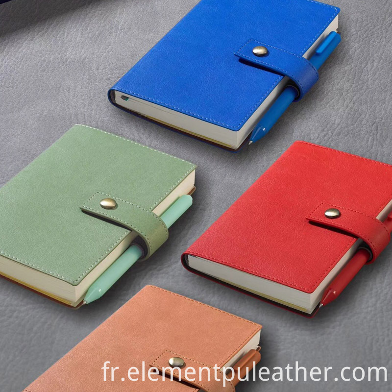 Notebook Cover Leather