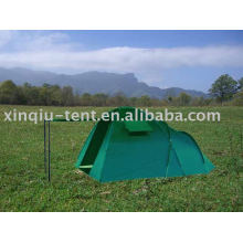 Easy open camping family tent