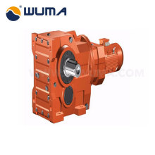 Caja de cambios vertical ampliamente utilizada del diseño especial con el motor de alto esfuerzo de torsión
