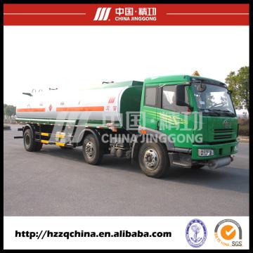 Oferta de fabricante chinês caminhão tanque de óleo (HZZ5252GJY) conveniente e confiável para venda