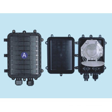 Hot 12 ~ 48 Kerne FTTH Fiber Optic Joint Box