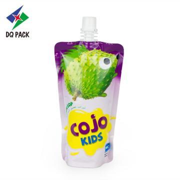 Kundenspezifisches Kindersaftpaket mit Druck