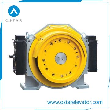Torin Vvvf Permanent Magnet Gearless Passenger Elevator Traction Machine (OS113-GTW8)