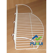 Metal Wire Gridwall Basket (PHH111A)