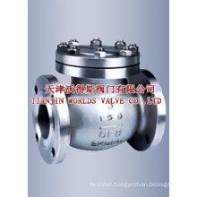 Stainless Steel ANSI Swing Check Valve (H44H-10/16/25)