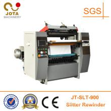 Jt-Slt-900 ATM Paper POS Paper Cash Register Paper Slitting Rewinding Machine