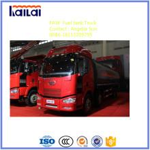 Camión de combustible Faw Camión de combustible Jiefang 8X4