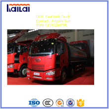 Faw Fuel Tank Truck Jiefang 8X4 Fuel Truck