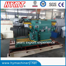 BY60125C large size hydraulic type steel slot shaping machine