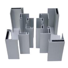 perfis de extrusão de alumínio para moldura de painel solar