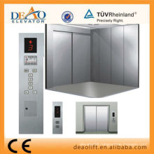 Freight Elevator with Painting Steel Plant Car Door