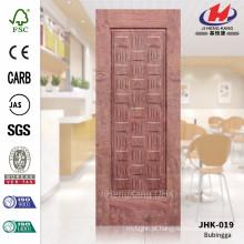 JHK-019 Melhor Lattice África do Sul Clássico Design Rosewood MDF Porta Materail Folha