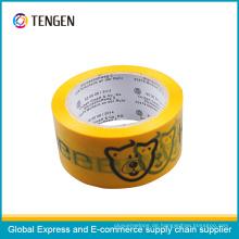 BOPP / OPP-Dichtbänder zur Kartonversiegelung