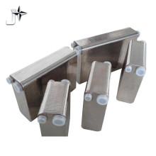 Intercambiador de calor de placas soldadas para calefacción y refrigeración