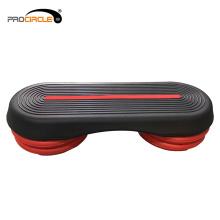 ProCircle Adjustable Fitness Training Used Aerobic Step