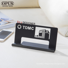 Customized Cellphone Stand Holder Cellphone Card Holder