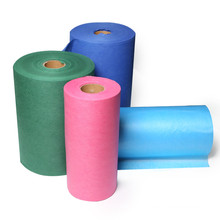 pp pe non woven fabric  pp laminated woven fabric in roll for nonwoven tablecloth