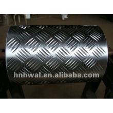 Haute qualité et prix compétitif plaque en diamant en aluminium