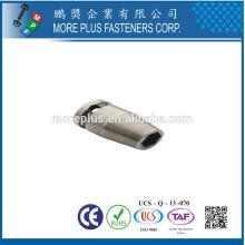 """Hecho en Taiwán 1/4 """"Socket de la impulsión cuadrada para la hoja de SAE Tornillos de metal- (métricos), 6 puntos y 6 puntos magnéticos"""