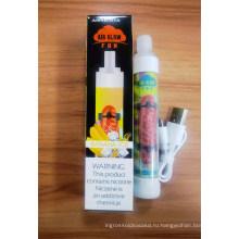 Популярные одноразовые электронные сигареты со светодиодной подсветкой Vape
