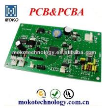 PCBA de dupla face, montagem de PCB de 2 camadas, PCBA de 2 camadas
