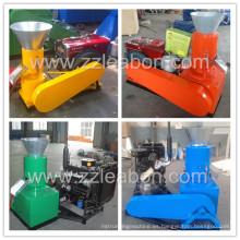 Pellets de uso doméstico que hacen la máquina / Mini máquina de pellets