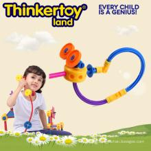 High Quality PVC Promotional 3D Plastic Assemble Toy