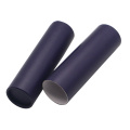 Cylinder packaging box for makeup tools skincare box