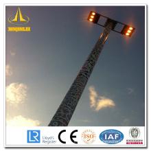 Láminas de acero HDG High Mast
