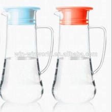 New Business Ideas Promotional Gift Hand Blown Glass Pitcher