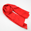 Hot sale skinny necktie silk neck ties