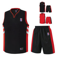 2016 Custom Sublimation Basketball Uniform with Vest and Short
