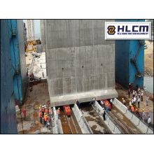 Chariot mobile pour le transport de caissons préfabriqués (HLCM-33)