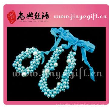 Guangdong Costume italien Bijoux Costume coloré bijoux