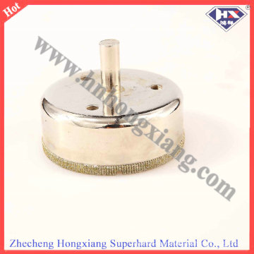 Electroplate Diamond Core Drill Bit for Marble Drilling