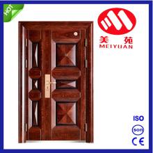 High Quality Yongkang Steel Metal Door Son-Mother Door