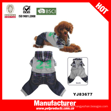 Dog Wear Pet Clothes, Fabric for Dog Clothes (YJ83677)