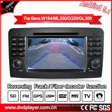 Android Auto GPS Navigatior für Mercedes-Benz Gl Ml Klasse DVD MP4 Spieler
