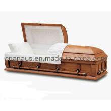 США стиль твёрдых золошлаковых деревянной шкатулке 40h 0013