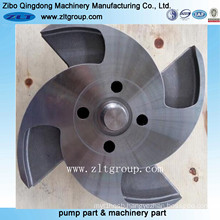 Stainless Steel /Alloy Steel/Titanium Durco Pump Impeller