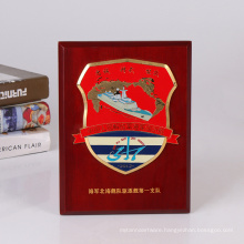 Metal Button Badge And Wood Packaging