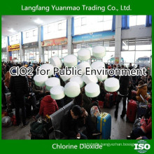 Public Environment Disinfectant Chlorine Dioxide from China Supplier