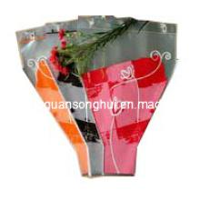Customized Plastic Flower Sleeves/ Flower Sheets/ Cut Flower Sleeves